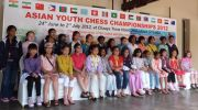 In the Asian Championship there were participants from 19 countries. The level of this tournament is growing and very soon it will catch up with the European Championship. Countries such as India, China are already among the favorites at the youth world championships. And Vietnam, Mongolia, Iran, Kazakhstan seriously develop children's chess and also already have their own rising stars.