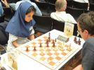 WIM Ghader Pour Taleghani Shayesteh (ELO 2218) from Iran hold a draw against talented Russian GM Vadim Zvyaginzev, who was one of the long-time students of Mark Dvoretsky