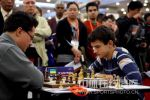 "The first World Mind Sports Games were held in Beijing, China. ""32 participants, 28 out of them GMs, competed in Men's Individual Blitz. I was lucky to beat Drozdovski Yuri in the final."